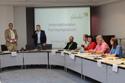 Internationales Filmfachsymposium beim Märchenfilm-Festival fabulix