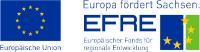 Logo EU-Strukturfonds EFRE quer - Copyright: EU