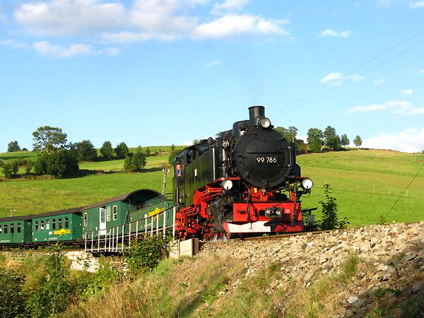 Fichtelberg Steam Railway