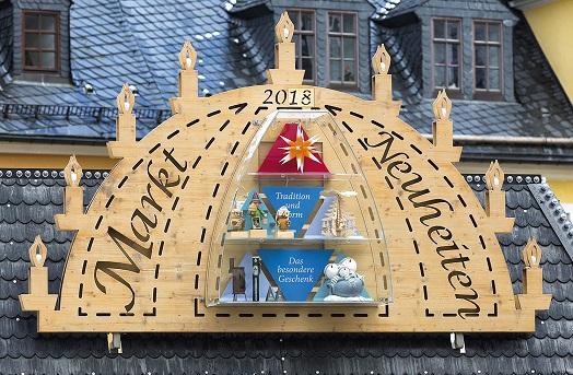 Market innovations - Annaberg Christmas Market